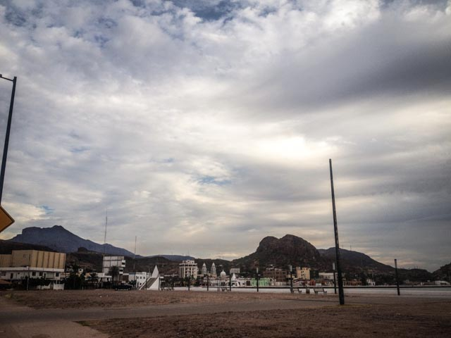 Guaymas in the morning