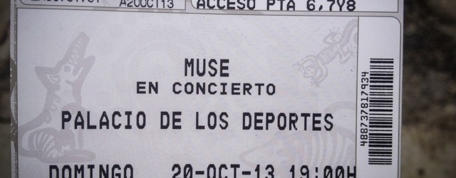 Gotta Get to Mexico City, Muse Is Playing