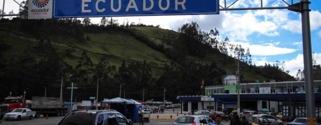 The Sprint to Ecuador