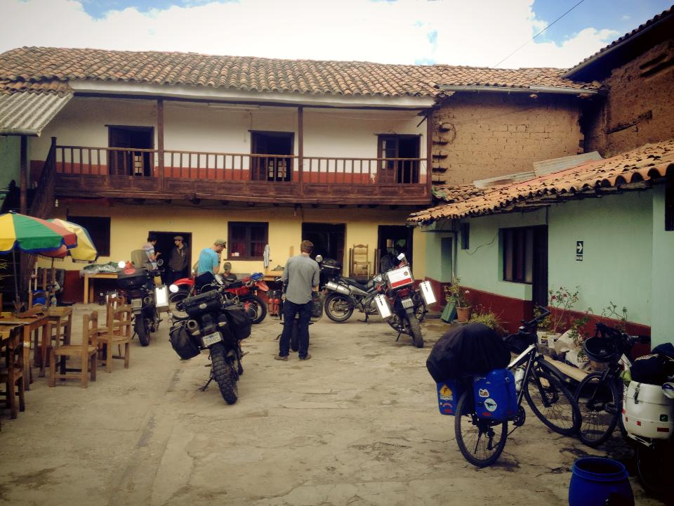 hostal cusco
