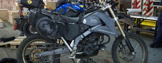 Shipping a Motorcycle from Buenos Aires to Los Angeles